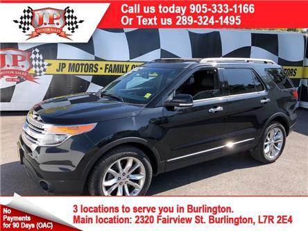 2014 Ford Explorer XLT (Stk: 45810B) in Burlington - Image 1 of 26