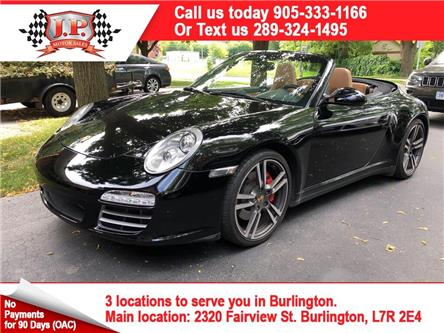 2011 Porsche 911 Carrera 4S (Stk: WP0CB2) in Burlington - Image 1 of 30