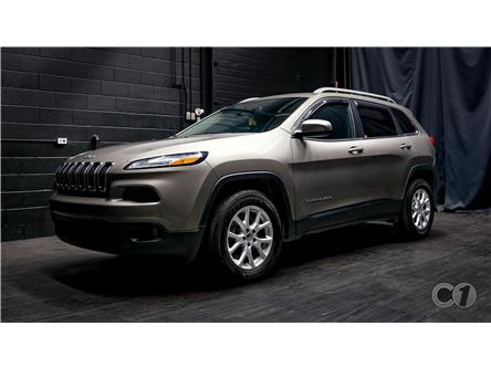 2017 Jeep Cherokee North (Stk: CB19-335) in Kingston - Image 2 of 35