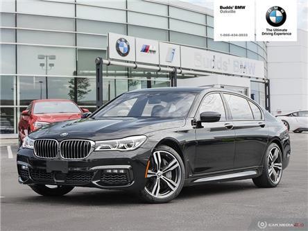 2019 BMW 750 Li xDrive (Stk: B023967D) in Oakville - Image 1 of 28