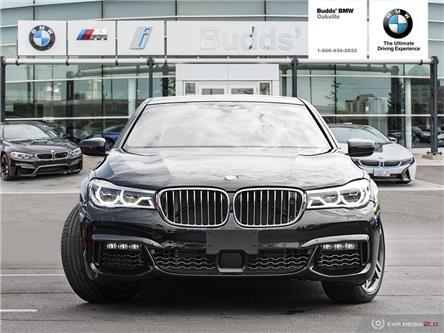 2019 BMW 750 Li xDrive (Stk: B023967D) in Oakville - Image 2 of 28