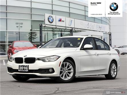 2016 BMW 320i xDrive (Stk: DB5603A) in Oakville - Image 1 of 25