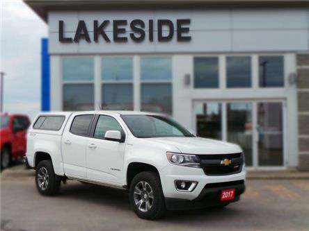 2017 Chevrolet Colorado Z71 (Stk: G8430A) in Southampton - Image 1 of 17