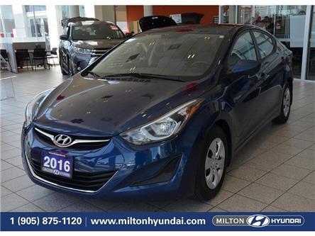 2016 Hyundai Elantra  (Stk: 676910A) in Milton - Image 1 of 25
