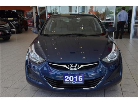 2016 Hyundai Elantra  (Stk: 676910A) in Milton - Image 2 of 25