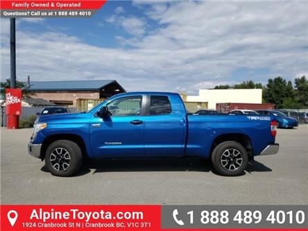 2017 Toyota Tundra  (Stk: X636654M) in Cranbrook - Image 2 of 24