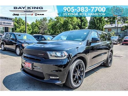 2019 Dodge Durango R/T (Stk: 6834R) in Hamilton - Image 1 of 30