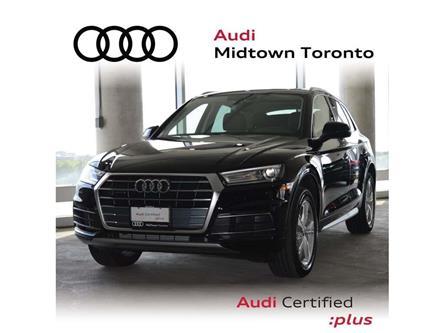 2019 Audi Q5 45 Progressiv (Stk: P7387) in Toronto - Image 1 of 30