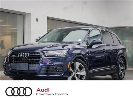 2018 Audi Q7 3.0T Technik (Stk: P3315) in Toronto - Image 1 of 34