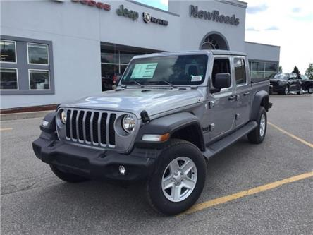 2020 Jeep Gladiator Sport S (Stk: Z19247) in Newmarket - Image 1 of 22