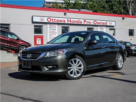2014 Honda Accord Touring (Stk: H7683-0) in Ottawa - Image 1 of 27