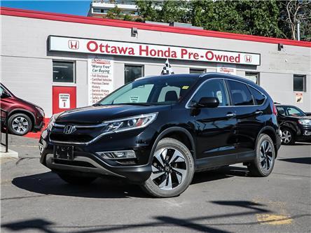 2015 Honda CR-V Touring (Stk: H7684-0) in Ottawa - Image 1 of 28