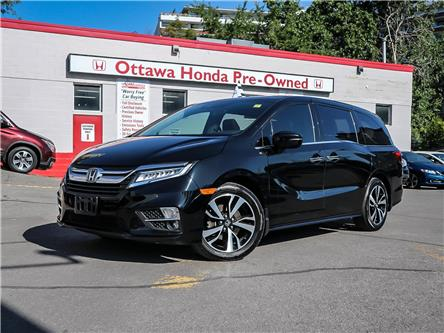 2018 Honda Odyssey Touring (Stk: 32227-1) in Ottawa - Image 1 of 28