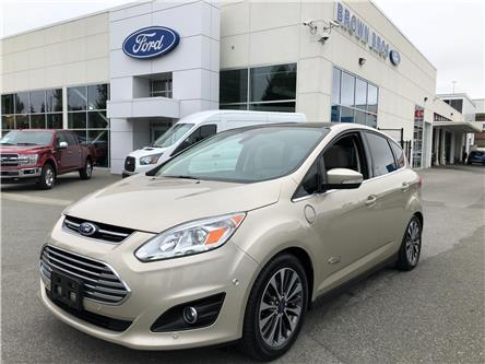 2017 Ford C-Max Energi Titanium (Stk: OP19288) in Vancouver - Image 1 of 24