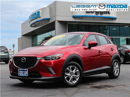 2018 Mazda CX-3 GS (Stk: 1966) in Burlington - Image 1 of 26