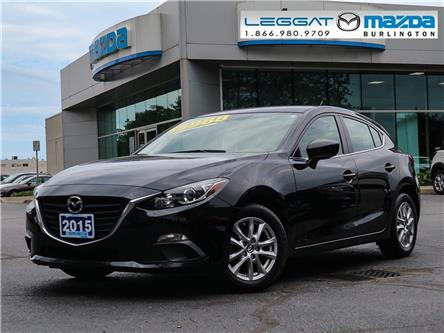 2015 Mazda Mazda3 Sport GS (Stk: 1971LT) in Burlington - Image 1 of 27