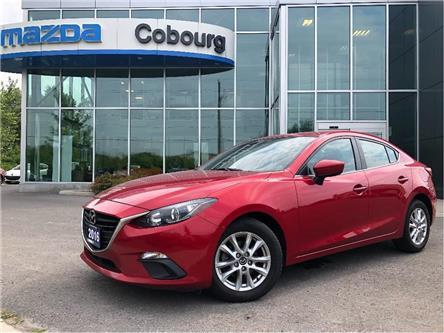 2016 Mazda Mazda3 GS (Stk: 18412A) in Cobourg - Image 1 of 27