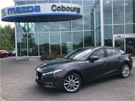 2017 Mazda Mazda3 GT (Stk: 18413A) in Cobourg - Image 1 of 9