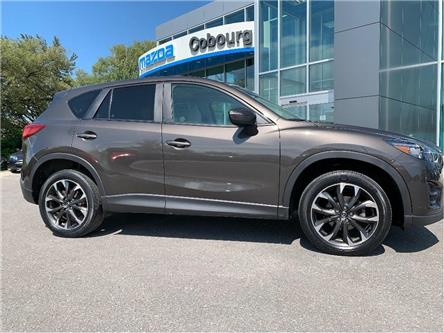 2016 Mazda CX-5 GT (Stk: 19163A) in Cobourg - Image 1 of 17