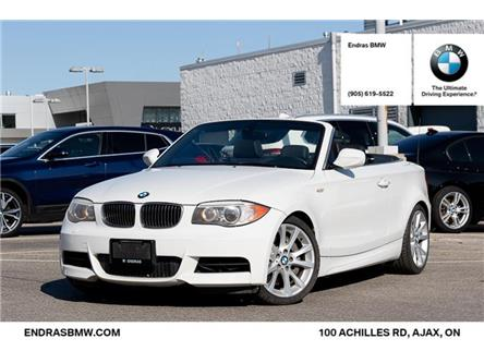 2012 BMW 135i  (Stk: 20333A) in Ajax - Image 1 of 19