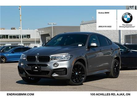 2019 BMW X6 xDrive35i (Stk: P5932) in Ajax - Image 1 of 22