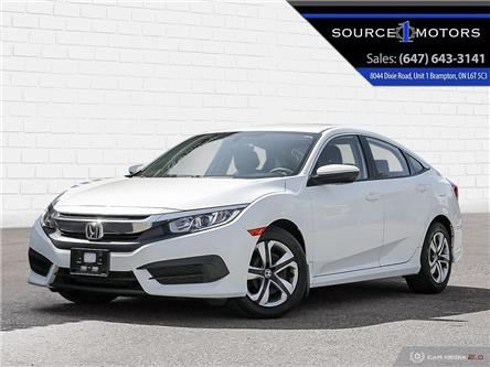 2016 Honda Civic LX (Stk: 012487) in Brampton - Image 1 of 27