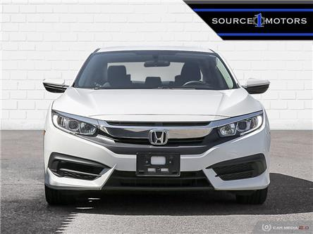 2016 Honda Civic LX (Stk: 012487) in Brampton - Image 2 of 27
