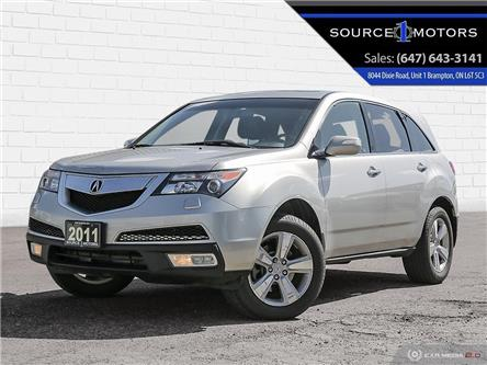 2011 Acura MDX Technology Package (Stk: 000288) in Brampton - Image 1 of 27