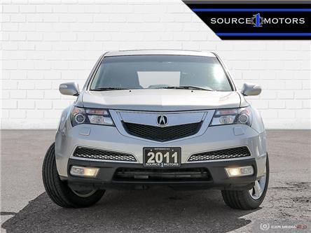 2011 Acura MDX Technology Package (Stk: 000288) in Brampton - Image 2 of 27