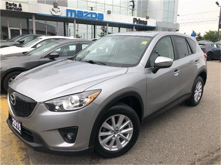 2015 Mazda CX-5 GS (Stk: 19-518A) in Woodbridge - Image 1 of 27
