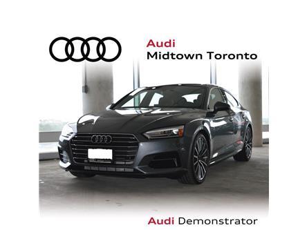 2019 Audi A5 45 Progressiv (Stk: AU6616) in Toronto - Image 1 of 22