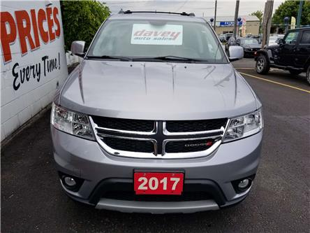 2017 Dodge Journey SXT (Stk: 19-550) in Oshawa - Image 2 of 14