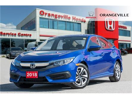 2018 Honda Civic LX (Stk: F19293A) in Orangeville - Image 1 of 19