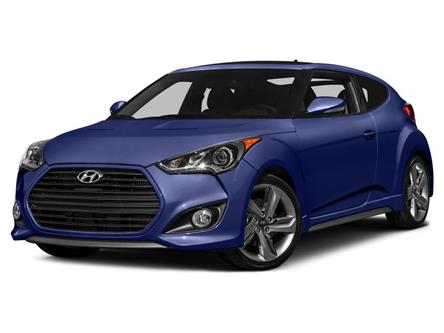 2014 Hyundai Veloster Turbo (Stk: TN19064B) in Woodstock - Image 1 of 10