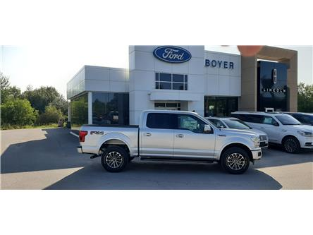 2019 Ford F-150 Lariat (Stk: F1346) in Bobcaygeon - Image 1 of 24