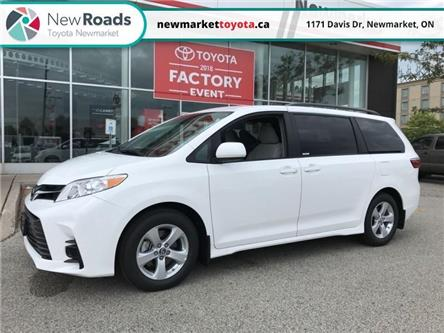 2020 Toyota Sienna LE 8-Passenger (Stk: 34586) in Newmarket - Image 1 of 18