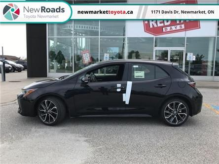 2019 Toyota Corolla Hatchback Base (Stk: 34587) in Newmarket - Image 2 of 17