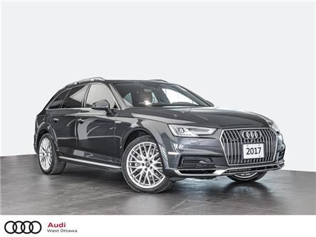 2017 Audi A4 allroad 2.0T Technik (Stk: PM469) in Nepean - Image 1 of 19