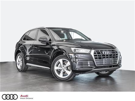 2018 Audi Q5 2.0T Progressiv (Stk: 92201A) in Nepean - Image 1 of 19