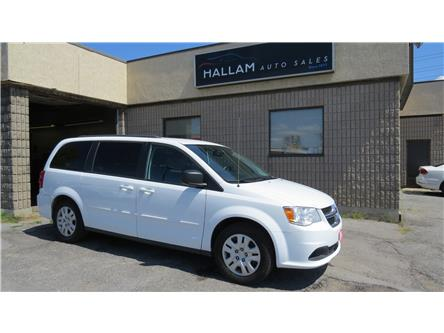 2016 Dodge Grand Caravan SE/SXT (Stk: ) in Kingston - Image 1 of 16
