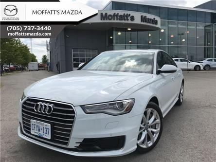 2016 Audi A6 2.0T Progressiv (Stk: 13) in Barrie - Image 1 of 30