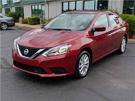 2019 Nissan Sentra 1.8 SV (Stk: 10496) in Lower Sackville - Image 1 of 16