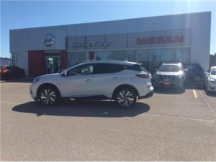 2019 Nissan Murano SL (Stk: 19-319) in Smiths Falls - Image 1 of 13