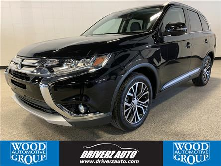 2018 Mitsubishi Outlander GT (Stk: P12135) in Calgary - Image 1 of 20