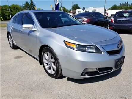 2014 Acura TL Base (Stk: ) in Kemptville - Image 1 of 20