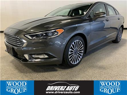 2017 Ford Fusion SE (Stk: P12136) in Calgary - Image 1 of 19