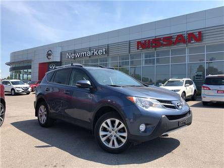 2014 Toyota RAV4 Limited (Stk: UN988) in Newmarket - Image 1 of 23