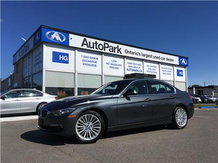 2015 BMW 320i xDrive (Stk: 15-76587) in Brampton - Image 1 of 27