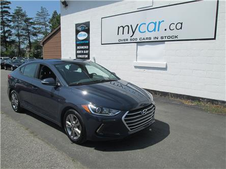 2017 Hyundai Elantra GL (Stk: 191232) in Richmond - Image 1 of 19