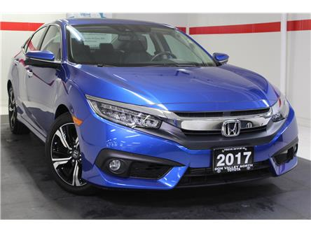 2017 Honda Civic Touring (Stk: 298896S) in Markham - Image 1 of 27